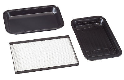 Toaster Oven Roasting Pans Set of 3 by Household-Style Kitchen TM