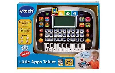 NEW Vtech Little Apps Tablet Progressive Learning Activities For 2 - 5 Year olds - Learning Activities For 2 Year Olds