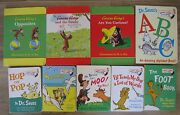 Curious George Board Book Lot