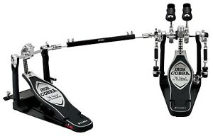 Tama iron cobra double pedal (power glide)