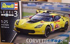 Revell 1:25 07036 Corvette C7.RTM  Bausatz