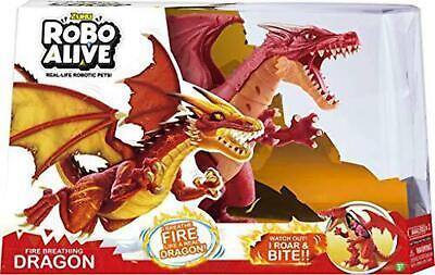 Robo Alive Dragon Red