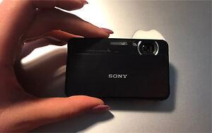 Sony Cyber-shot DSC-T99 14.1 MP Digital Camera - Black Adamstown Newcastle Area Preview