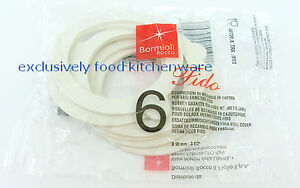 Rubber Seals Bormioli Rocco Fido Pack 6 Gaskets Preserve Jar Airtight Storage