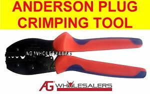 ANDERSON-PLUG-CRIMPING-TOOL-TERMINAL-CABLE-CRIMP-WIRE