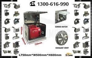 Sell Like hot Cakes Aluminium Generator Ventilated L750*W500*H600
