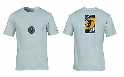 Nike Pale Blue Inter Milan Biscione Mens Short Sleeve T-Shirt 164558 040 M16