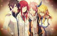 Poster A3 Fairy Tail 04 -  - ebay.es