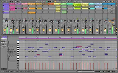 Ableton Live 10 Lite (Digital Audio Workstation) | Windows/ Mac Lizenz |...