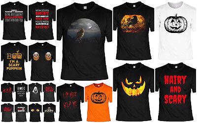 Halloween T-Shirt - lustige Halloweenshirt grusel Motiv Tshirts Halloweenparty