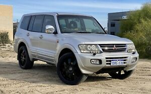 Pajero 4x4 only gone off-road 4 times! *$80/wk + warranty