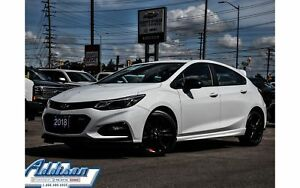 2018 Chevrolet Cruze LT Tech/Convience Pkg Sunroof My Link RS
