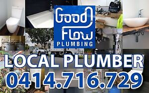 Plumber - After Hours, Blocked Drains and General Maintenance Flemington Melbourne City Preview