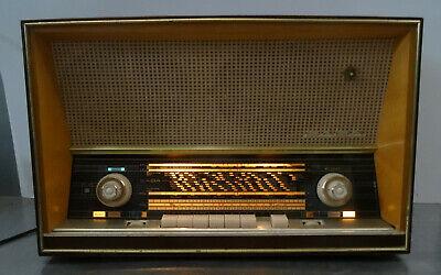 vintage tube receiver - Radio SABA Wildbad 125 Röhrenradio 1960-61 tweedehands  verschepen naar Netherlands