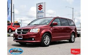 2014 Dodge Grand Caravan 30th Anniversary ~Full Stow 'N Go ~Leat