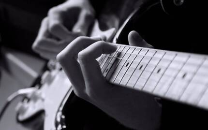 QUALITY HOME GUITAR TUITION! Mount Gravatt Brisbane South East Preview