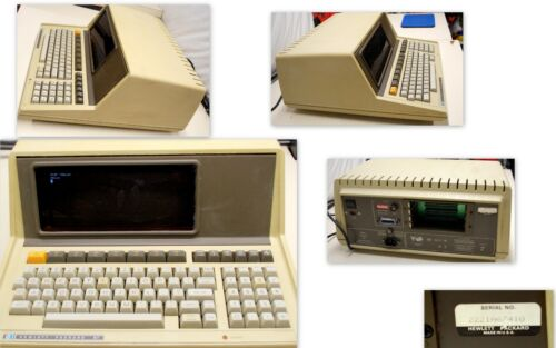 Rare Museum Item HP-87 Computer (ships Worldwide)