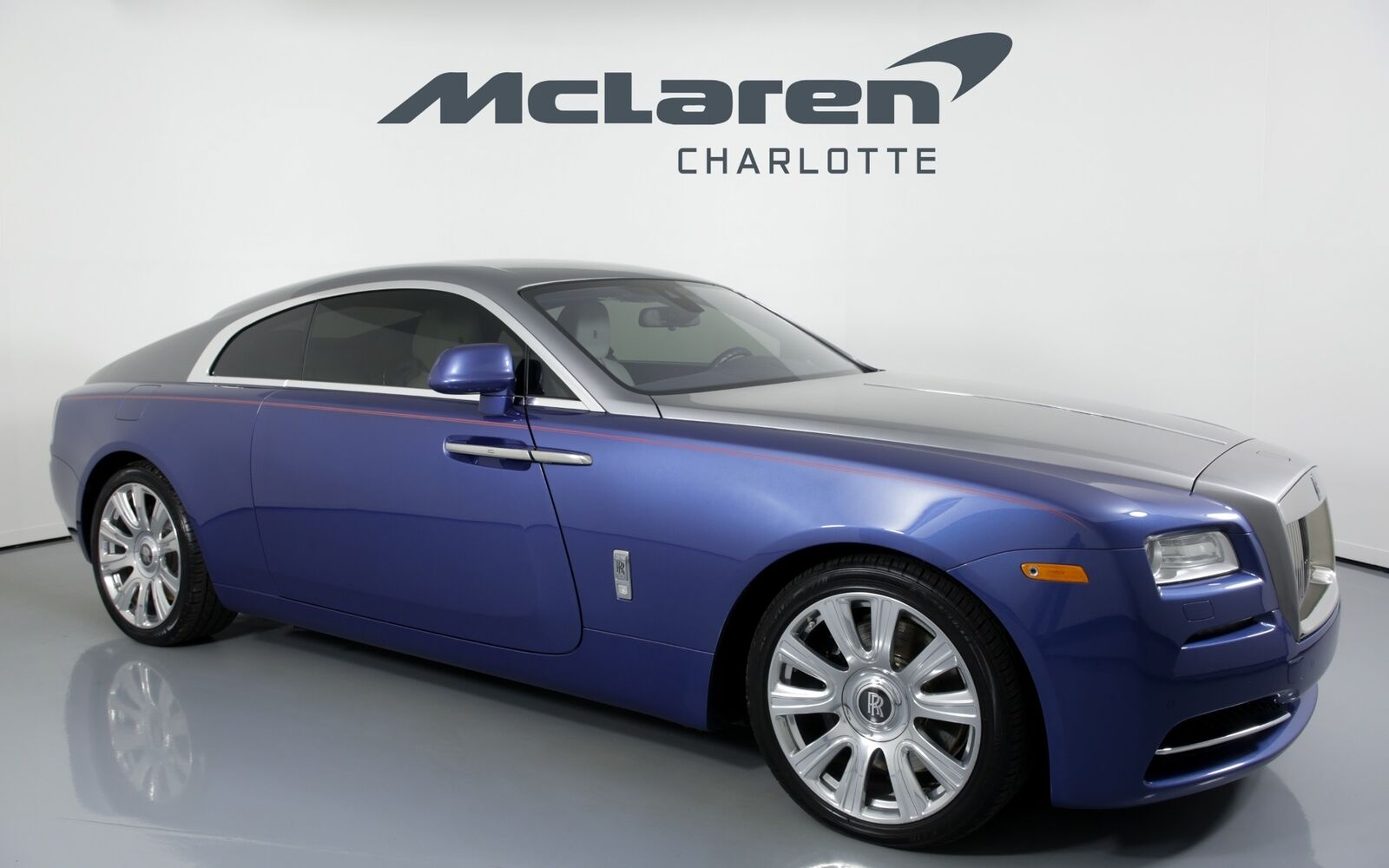 2015 Rolls-Royce Wraith, Blue with 28412 Miles available now!
