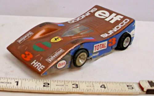 PARMA FERRARI RACE CAR SLOT CAR 1:32