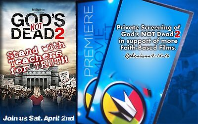 God's NOT Dead 2 Movie Premiere