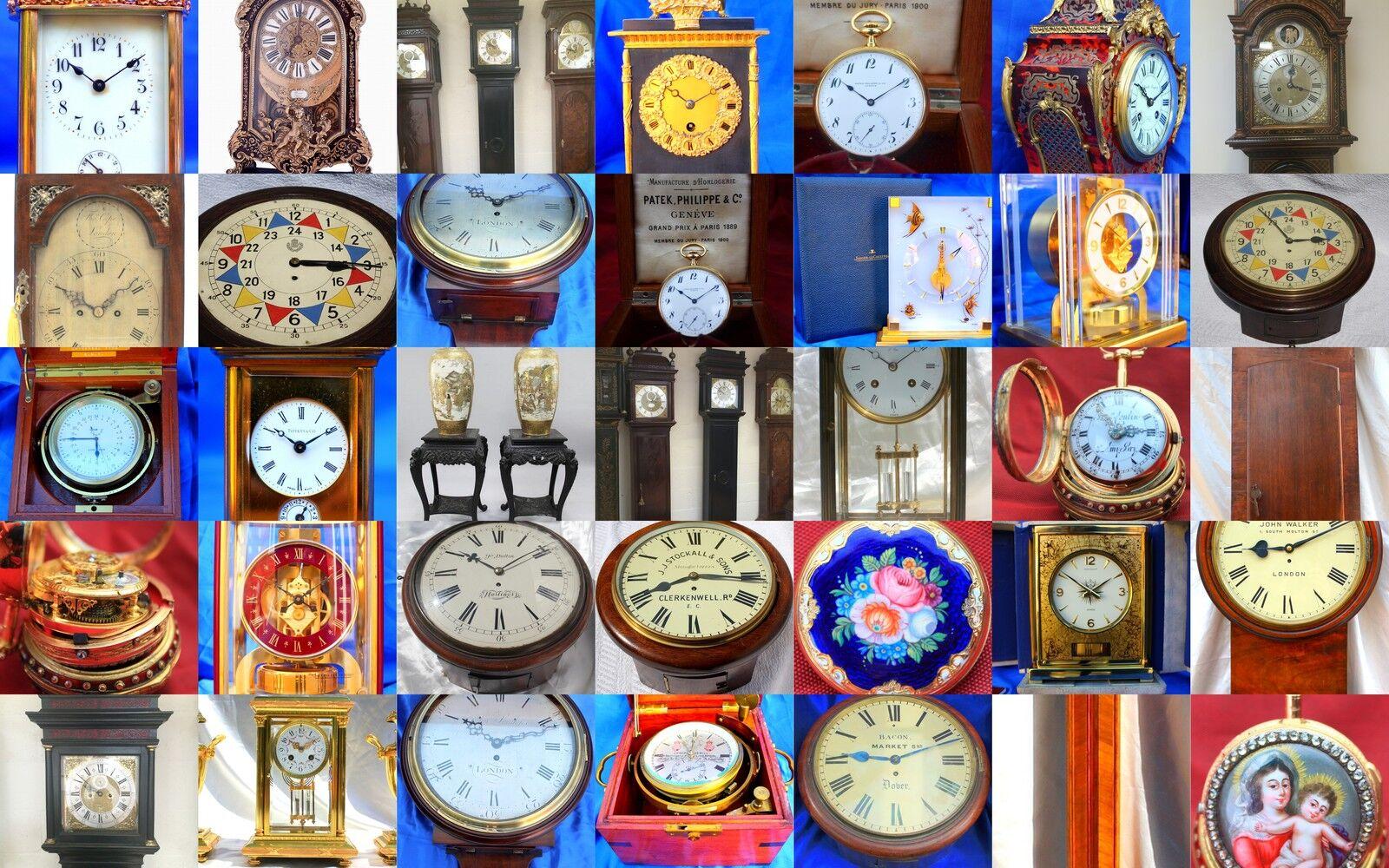 CANTERBURY CLOCKS & CURIOS
