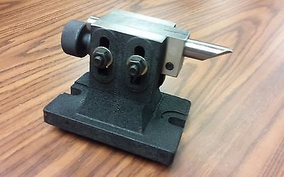 Ts-1 Tail Stock For 6 Hv Rotary Table Ts-1-new