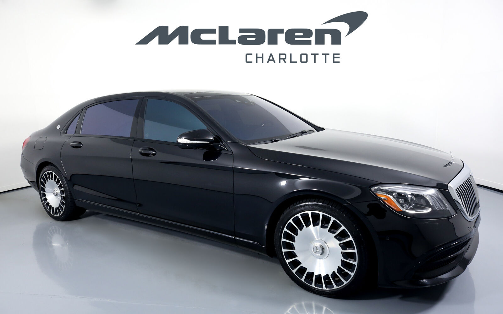 2018 Mercedes-Benz S-Class, Obsidian Black Metallic with 27296 Miles available n