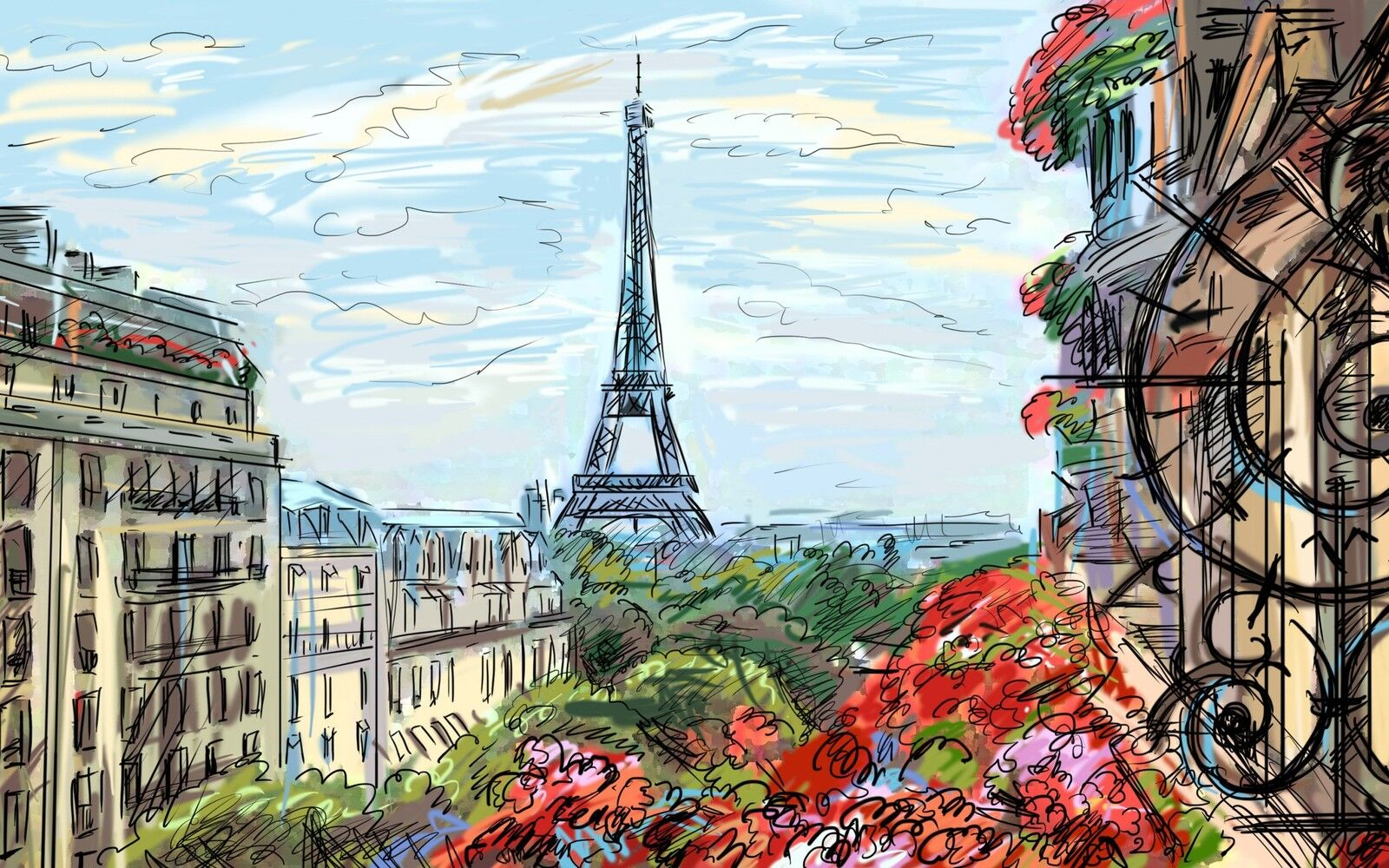 Etienne Eiffel Antiques