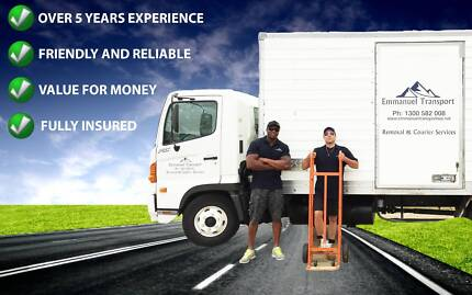 Removalists Perth - From $50 PH - Emmanuel Transport Canning Vale Canning Area Preview