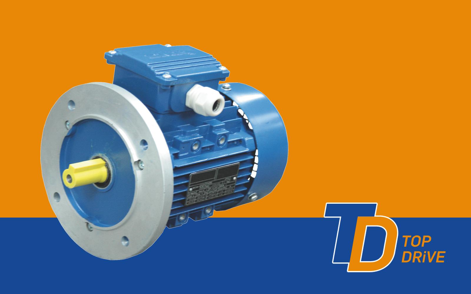 Elektromotor 4 kW 28 mm Welle Drehstrommotor 3000 U//min B3 Kompressormotor 400V