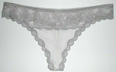 NEW Victoria Secret Dream Angels Floral Lace Thong - You Pick Panty - XL