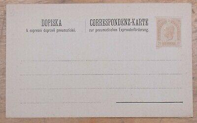 MayfairStamps Austria 20 Heller Mint Stationery Card wwo79405