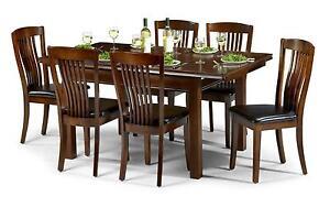 Mahogany Extending Dining Tables