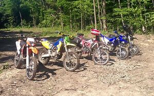 Enduro meet