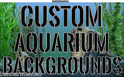 Custom Aquarium Backgrounds 18