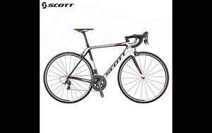 Scott Addict 20 2017 - Last One! $3,999 RRP Concord West Canada Bay Area Preview