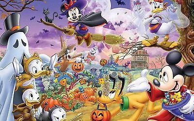 Disney Characters Halloween 2