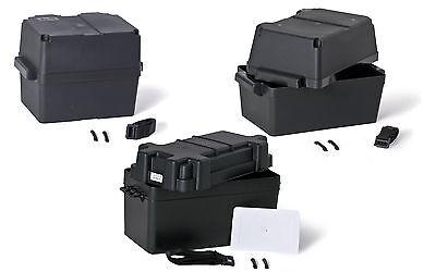 Batteriebox Boots-Batterie Batteriekasten Batteriebehälter Batterie-Halter Boot Batterie Halter