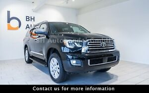 Toyota Sequoia PLATINUM V8  *T 1* *EXPORT ONLY*