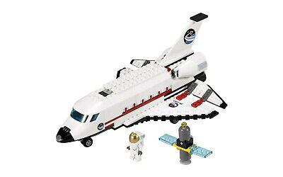 LEGO City 3367 Space Shuttle 100% Complete w/ Manual & Minifigure