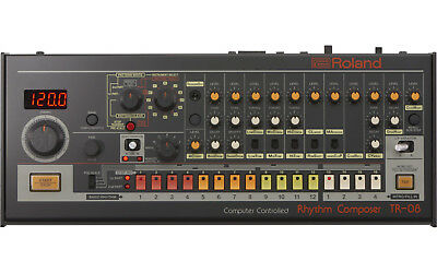 Roland TR-08 Boutique Series Rhythm Composer Sequencer