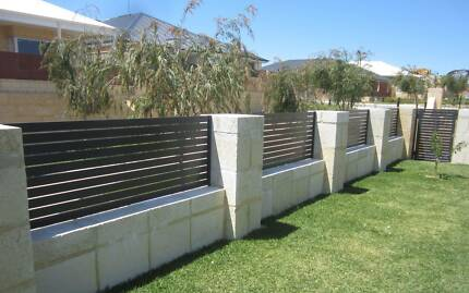 Baldivis Aluminium Slats Gates and Fences