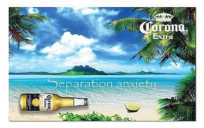 Corona Seperation Anxiety Custom 3x5 Flag