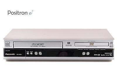 Panasonic - NV-VP30 - DVD/VHS-Kombination mit FB + gewartet, 1 Jahr Garantie +