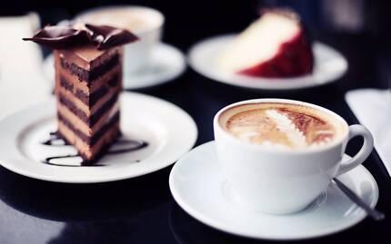 5 DAY COFFEE SHOP IN SYDNEY CBD WITH $3,700 PROFIT/WEEK