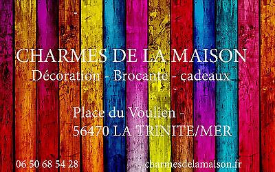 CHARMES DE LA MAISON