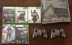 limited edition MW3 Xbox 360 320GB Kawartha Lakes Peterborough Area image 1