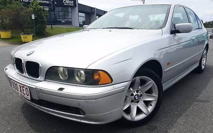 BMW 535i M SPORT, AUTO, REGO, RWC, PPSR & FULL SERVICE HISTORY