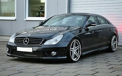 MERCEDES CLS 219 AMG FULL BODY KIT 2004-2010
