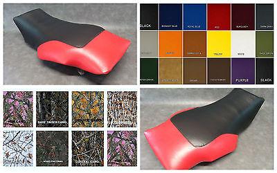 Polaris Trail boss Seat Cover 350 350L 1990-1993 in 2-tone, black, or 25 colors 1990 Polaris Trail Boss